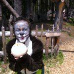 Auch Zwugl gefällts im Kugelwald...