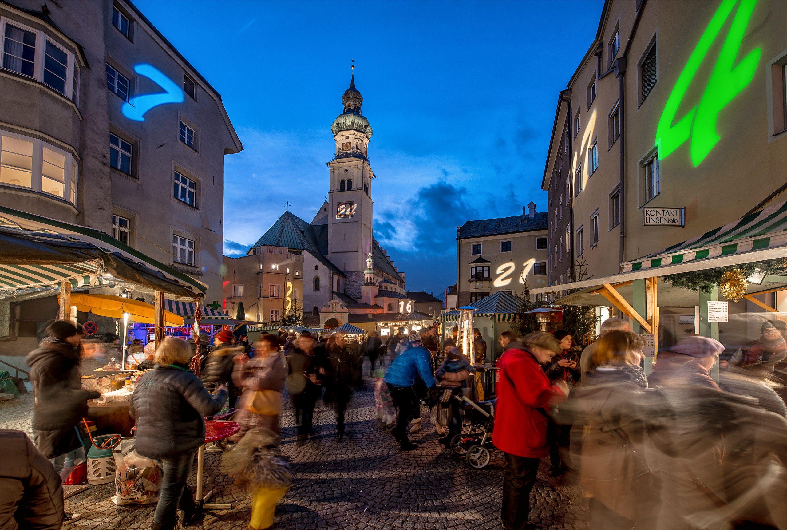 Es weihnachtet schon sehr… am schönsten Adventmarkt Tirols