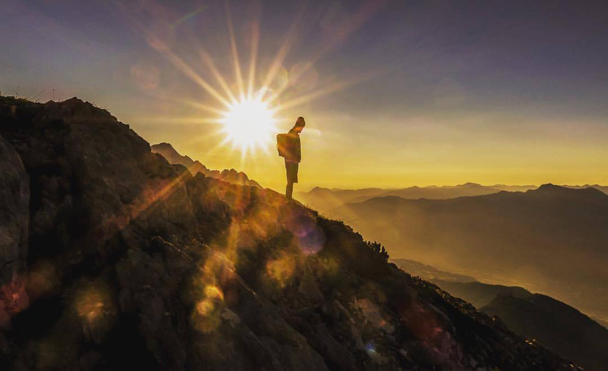 Sonnenaufgangstour im Herbst