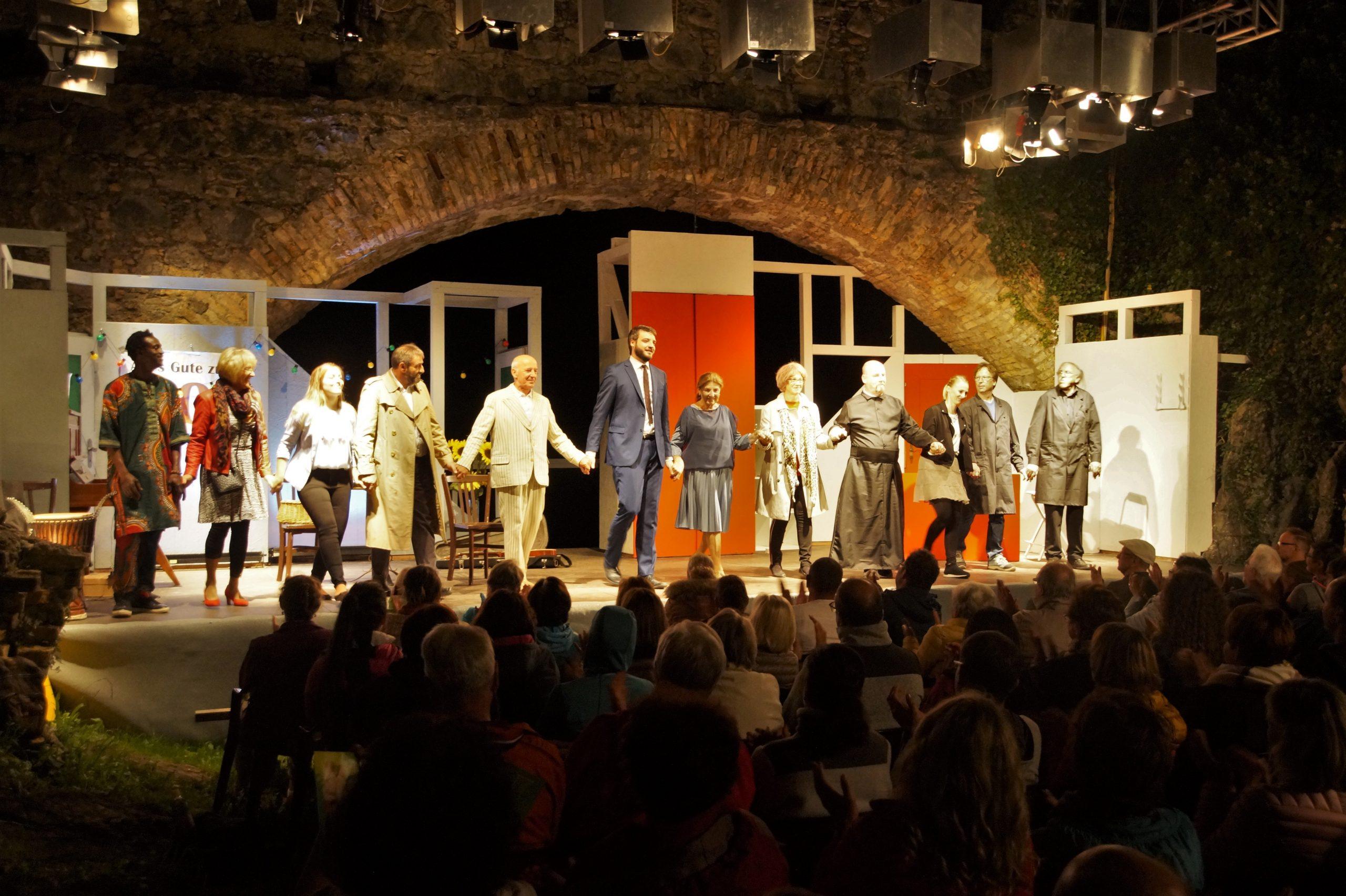 40 Jahre Theaterverein Thaur