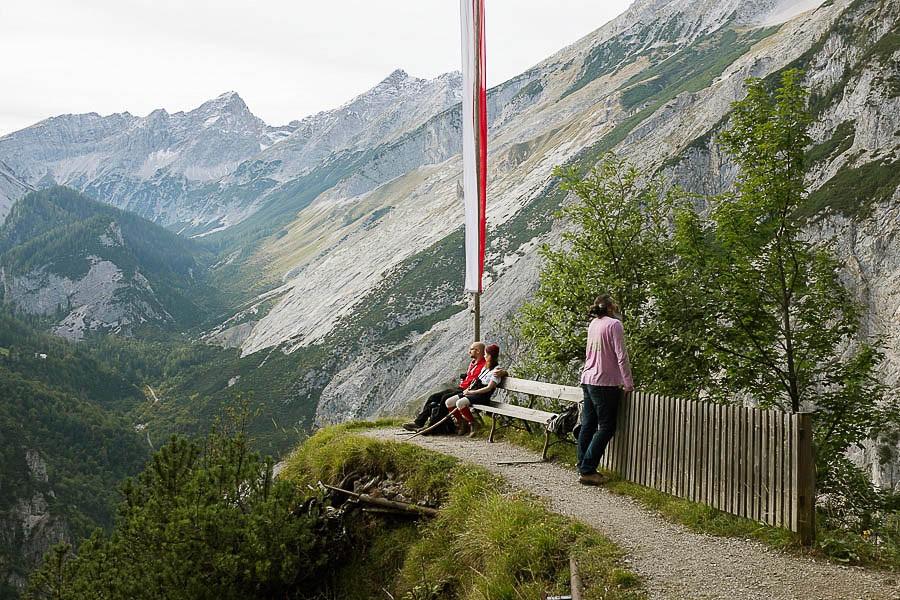 Der Naturpark Karwendel stellt sich vor
