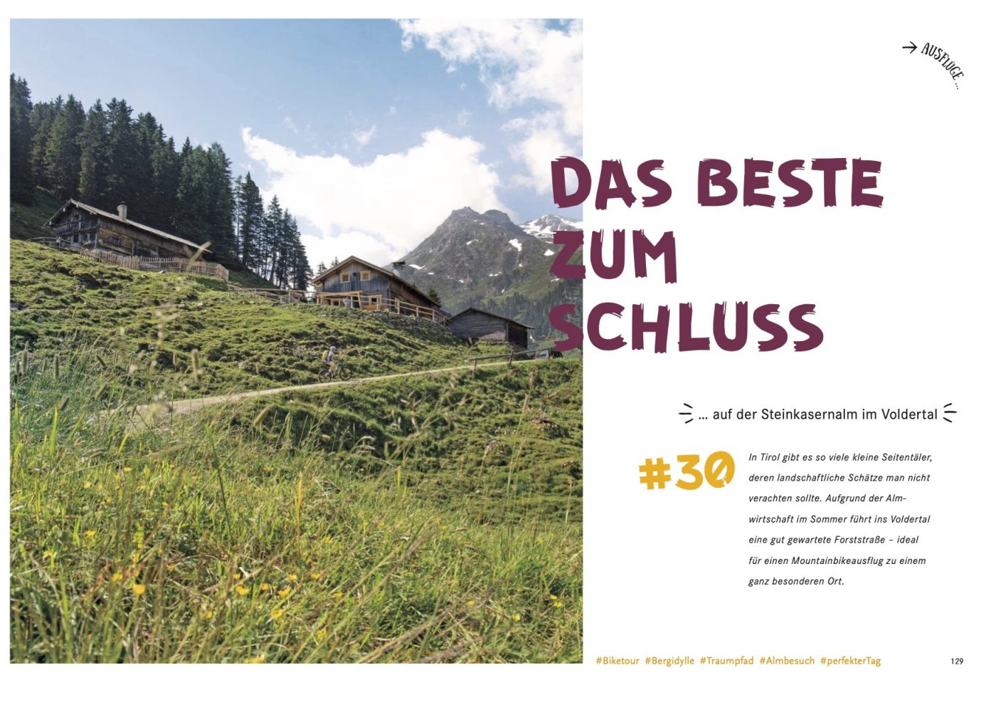 Eskapaden Tirol - Ein Auszug