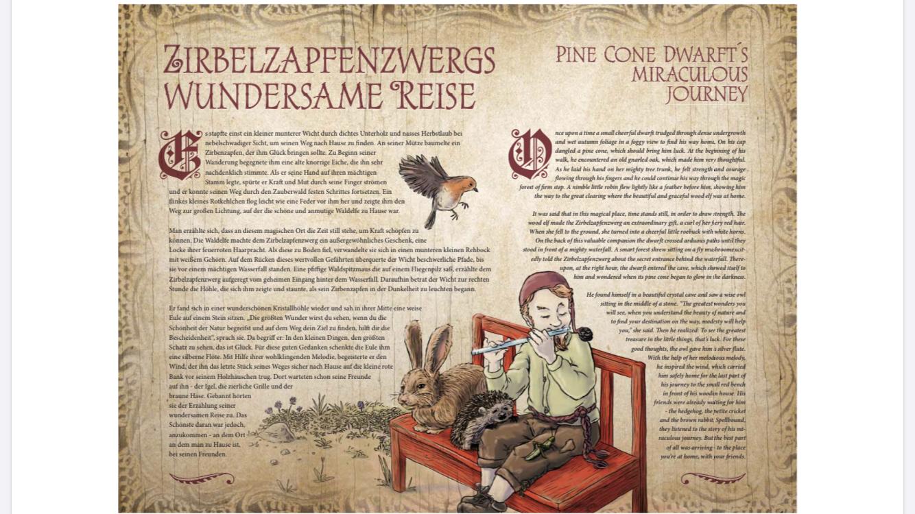 Autorin Christina Anna Bonifer_Zirbelzapfenzwergs wundersame Reise