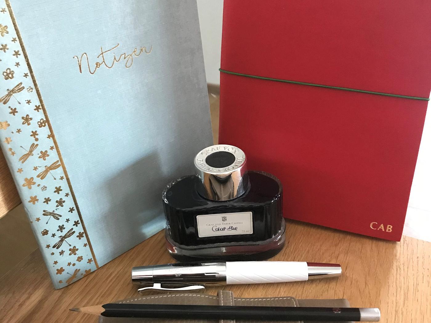 Schreibwerkzeug_Zirbelzapfenzwergs wundersame Reise