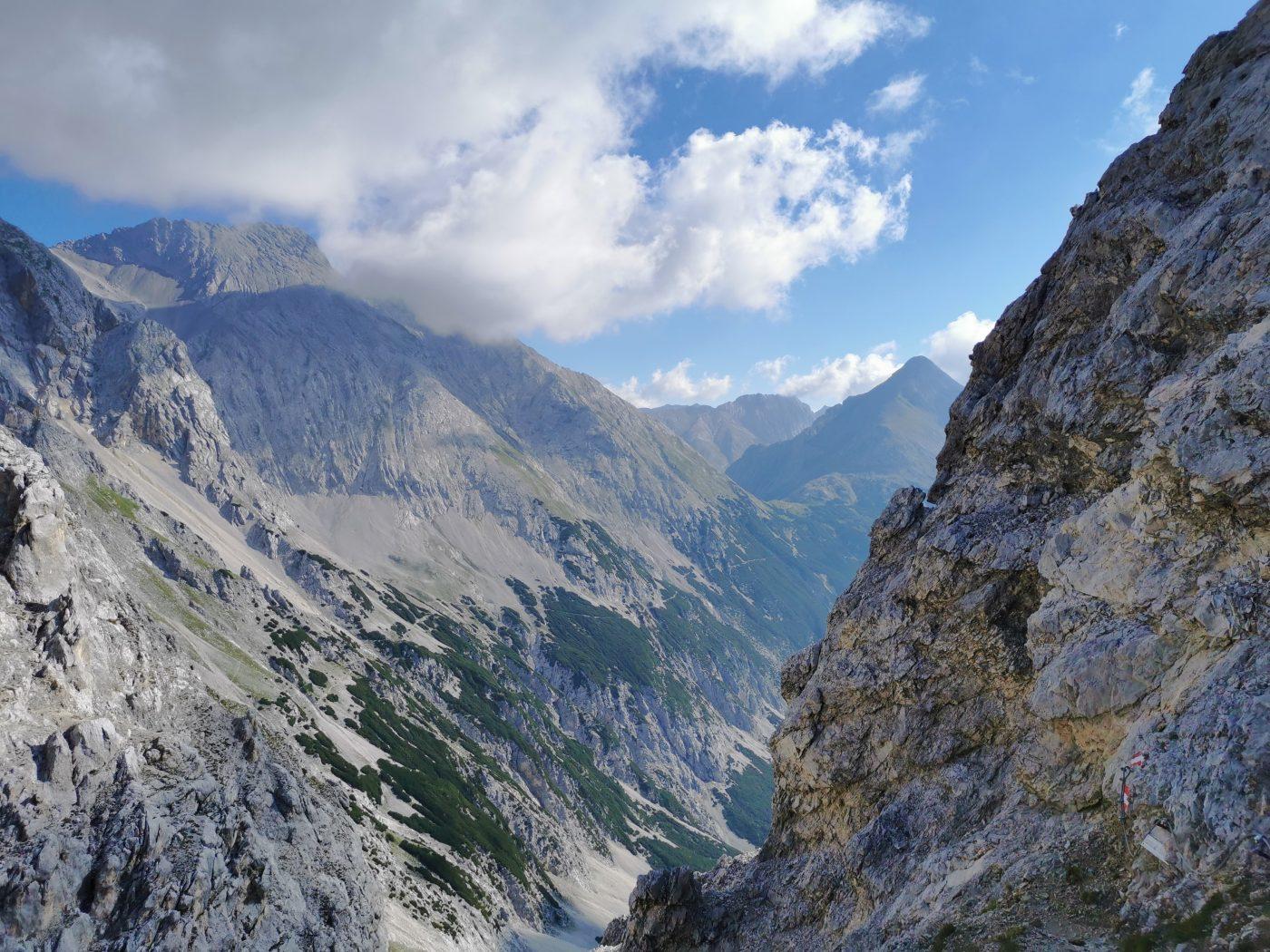 Bergtour_Kreuzjöchl - Stempljoch - Karwendel