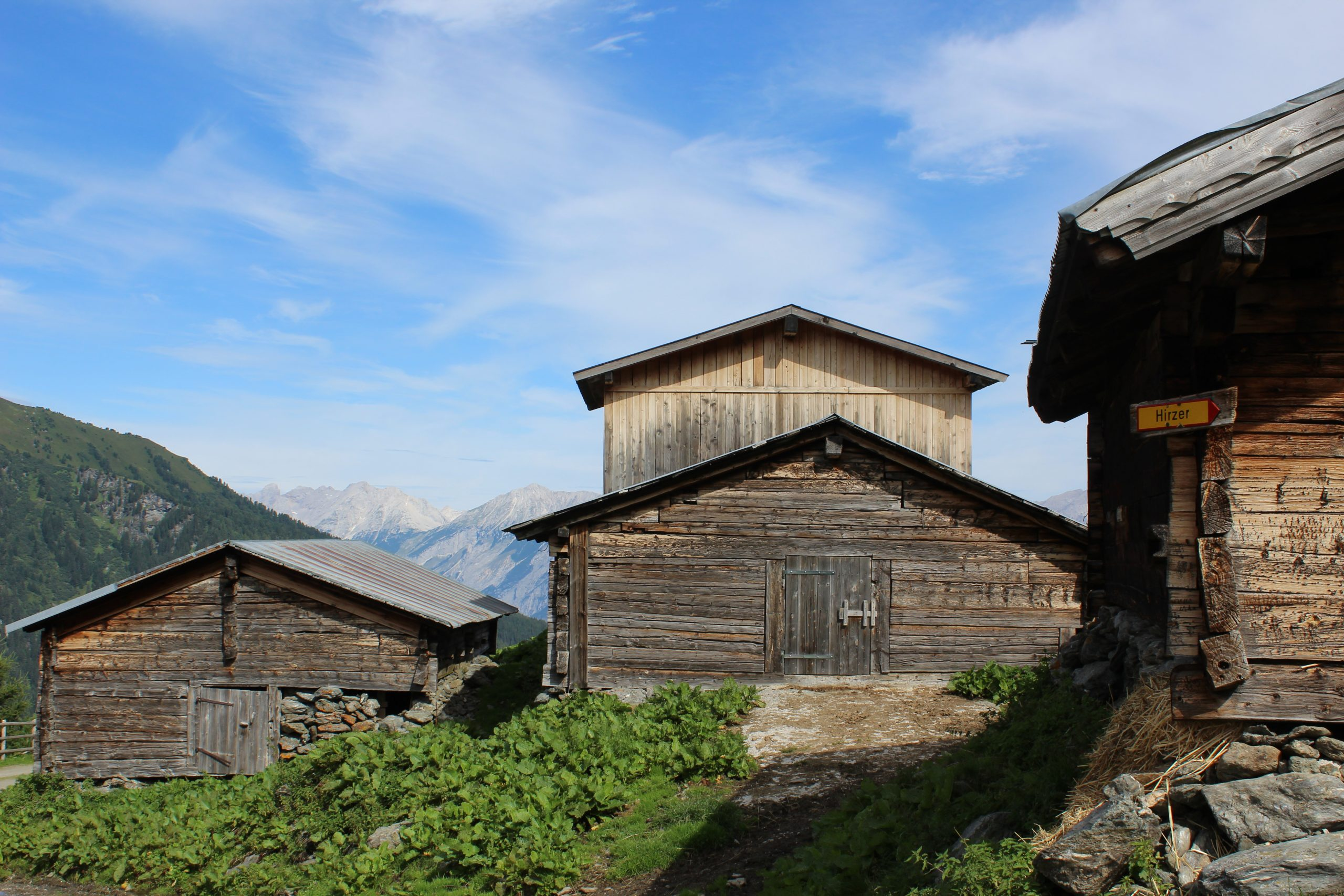 Einsame Gipfeltour für Abenteurer