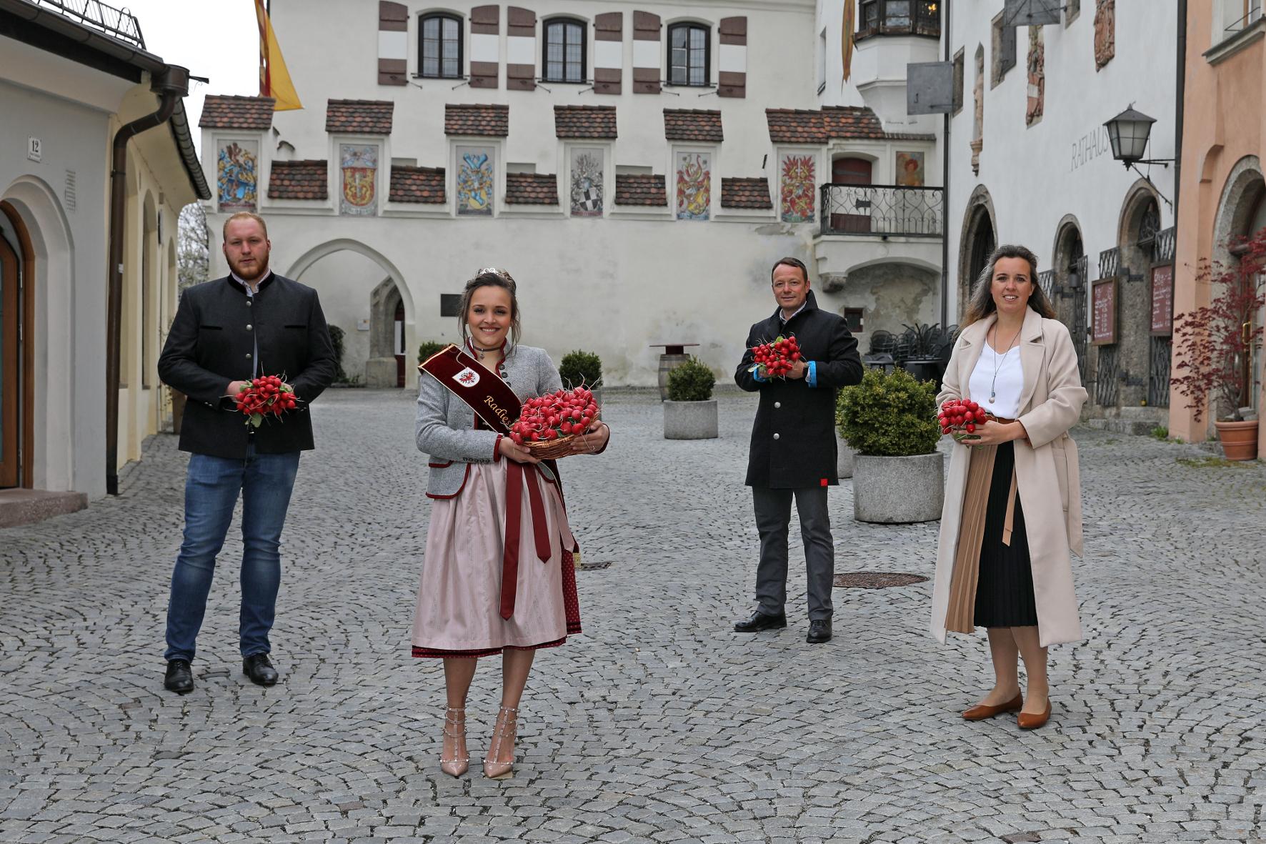 Radieschenfest Hall – Jubiläum erst im Frühjahr 2022