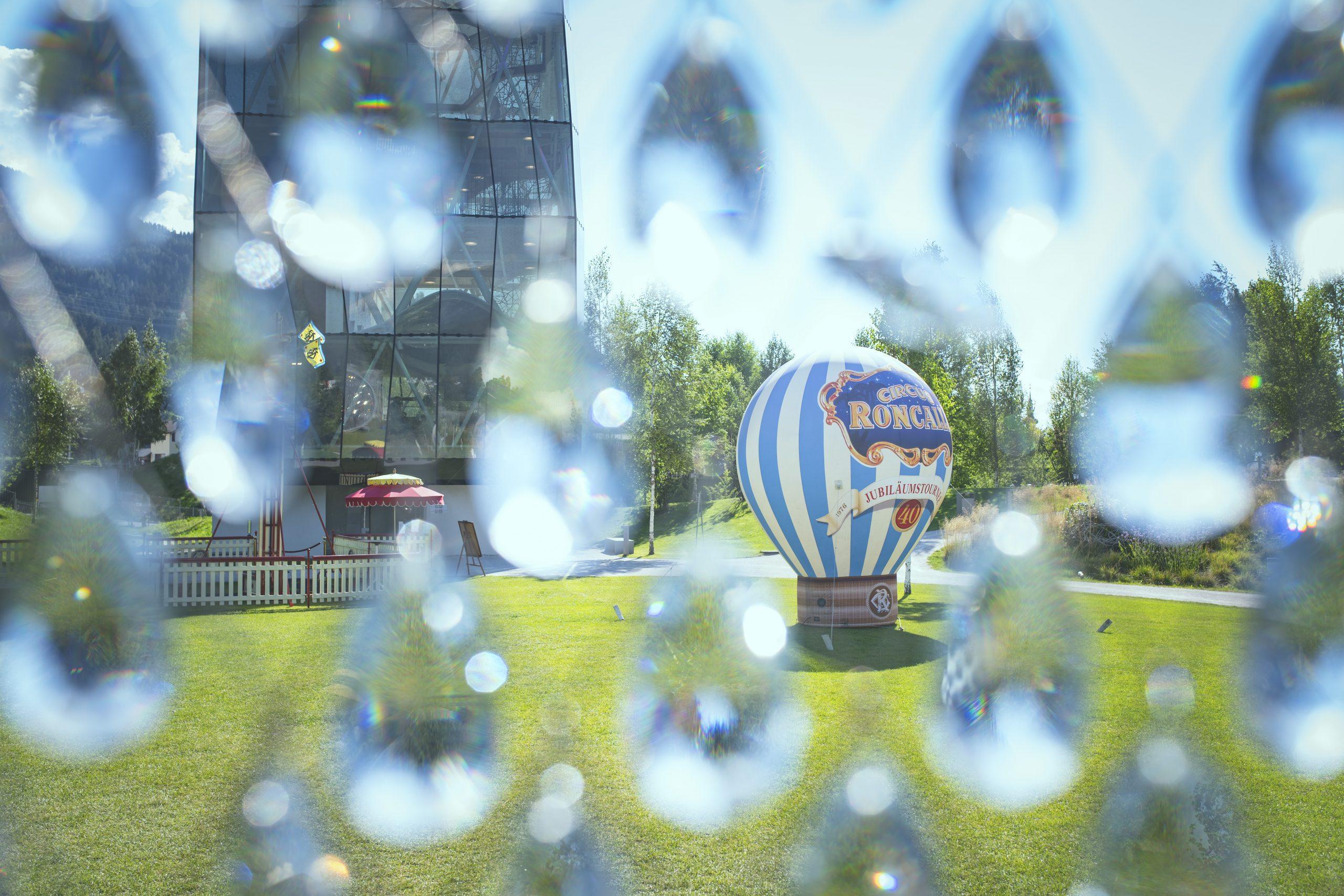 Zirkus der Träume in den Swarovski Kristallwelten
