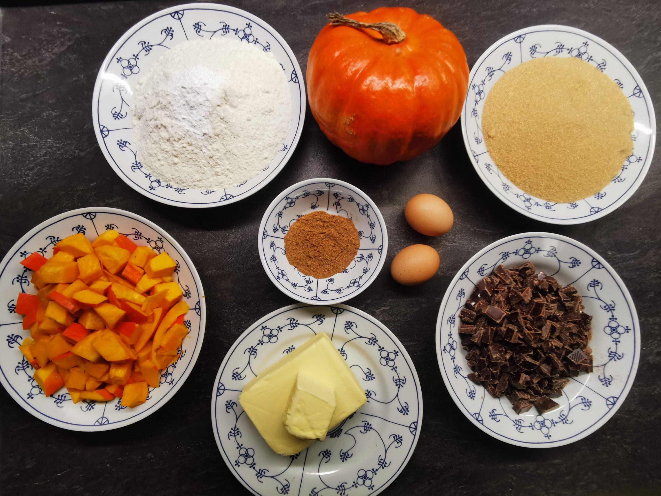 Herbstrezept: Kürbiskuchen